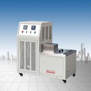 昌吉DWC-80/-80℃冲击试样低温槽