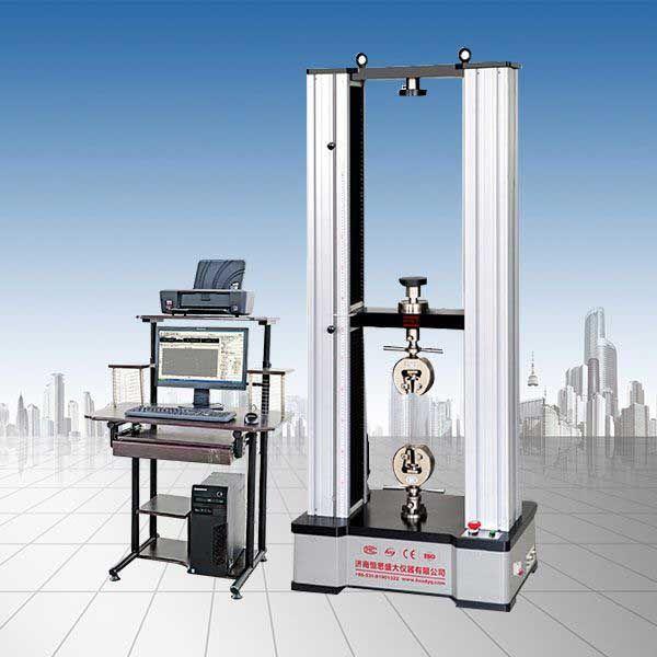 拉力试验机的试验方法及可检测的项目分类