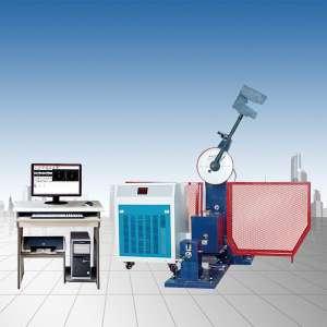 渝北区JBDW-300D微机控制全自动超低温冲击试验机